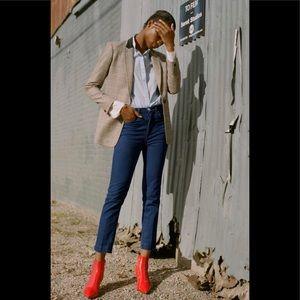 Rag & Bone high-rise slim fit cigarette jean